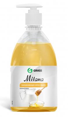 Grass Крем-мыло жидкое Milana