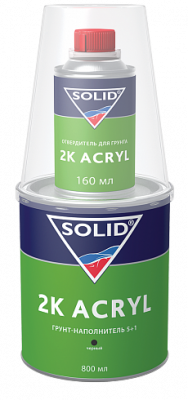 Solid Грунтовка 5+1 ACRYL