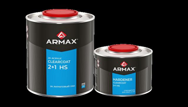 Новинка в линейке материалов Armax