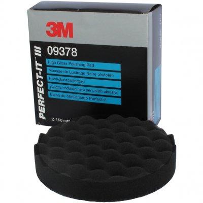 3М Круг полировальный черный