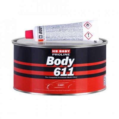 Body PROLINE 611 Шпатлевка Multi Filler