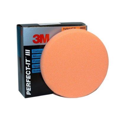 3М Круг полировальный оранжевый