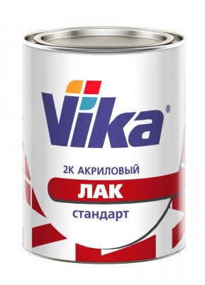 Vika Лак акриловый (АК-1112) стандарт, 2K