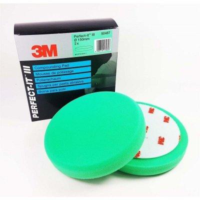 3М Круг полировальный зеленый