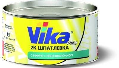 Vika Pro Шпатлевка с микро стекловолокном