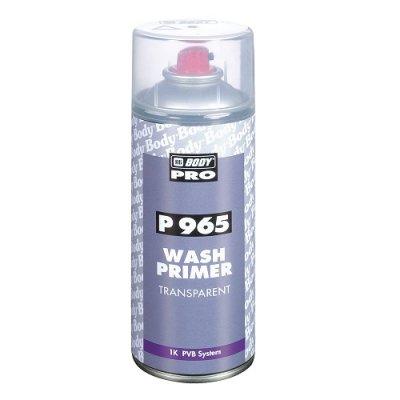 Body P965 Грунт протравливающий Wash Primer 1К, а/э