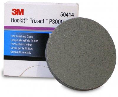 3М Круги абразивные, полировальные Trizact