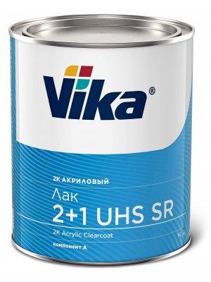 Vika Лак акриловый 2+1 UHS SR, 2К