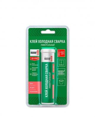 KU-H101 КЛЕЙ ХОЛОДНАЯ СВАРКА УНИВЕРСАЛЬНАЯ, 60 ГР