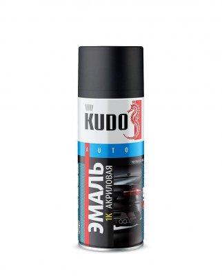 Kudo 1K эмаль автомобильная ремонтная матовая