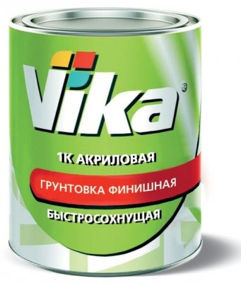 Vika Грунтовка акриловая финишная, 1К