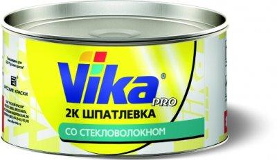 Vika Pro Шпатлевка со стекловолокном