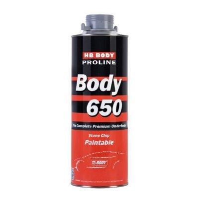 Body PROLINE 650 Антигравий