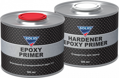 Solid Грунтовка PRO EPOXY PRIMER