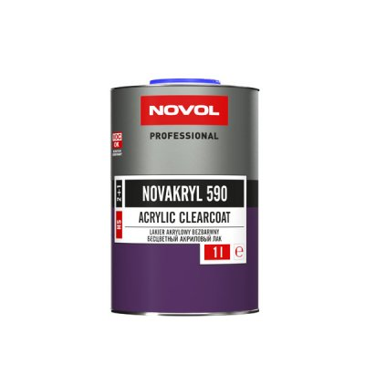 Novol Лак  2+1 HS NOVAKRYL 590