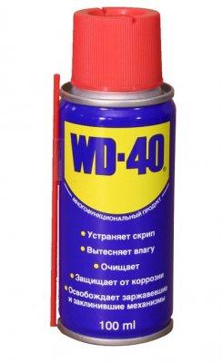 СМАЗКА УНИВЕРСАЛЬНАЯ WD-40, 100 МЛ