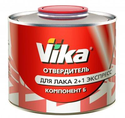 Vika Отвердитель для лака 2+1 Экспресс