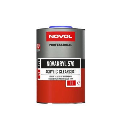 Novol Лак  2+1 MS NOVAKRYL 570