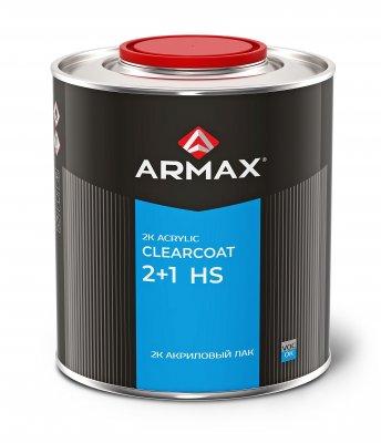 Armax Лак акриловый 2+1 HS, 2К